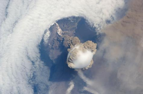 Sarychev Volcano | NASA