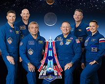 Expedition 41 crew