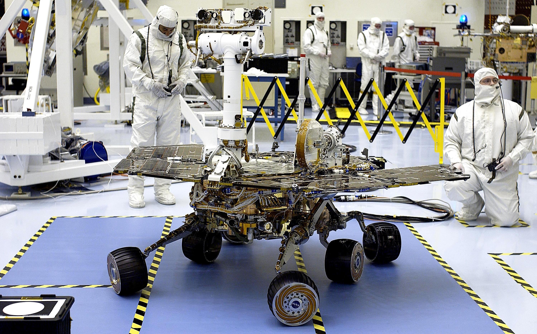 NASA Celebrates Decade of Mars Exploration by Spirit Opportunity