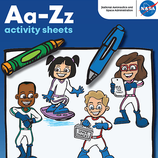 A to Z Activity Sheets