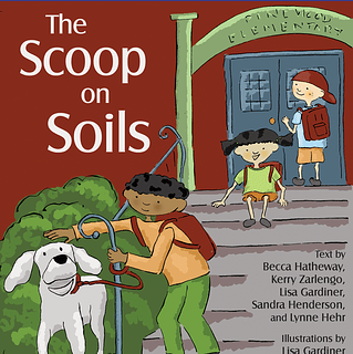 "Cover of ""The Scoop on Soils"""