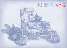 Planning for NASA's 2020 Mars rover envisions a basic structure that capitalizes on the design and engineering work done for the NASA rover Curiosity, which landed on Mars in 2012, but with new science instruments selected through competition for accomplishing different science objectives. Mars 2020 is a mission concept that NASA announced in late 2012 to re-use the basic engineering of Mars Science Laboratory to send a different rover to Mars, with new objectives and instruments, launching in 2020.