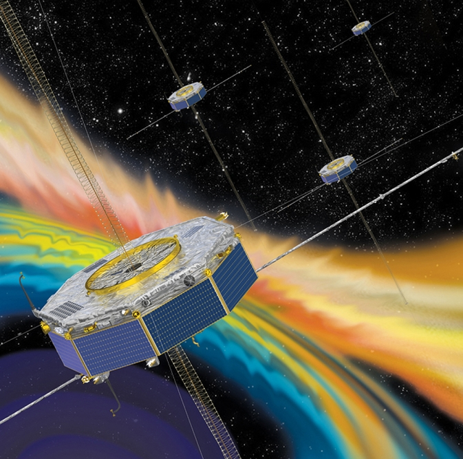 Image result for Magnetospheric Multiscale MMS Mission