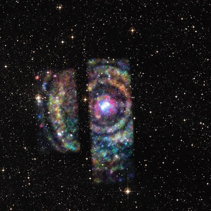 Double star system Circinus X-1