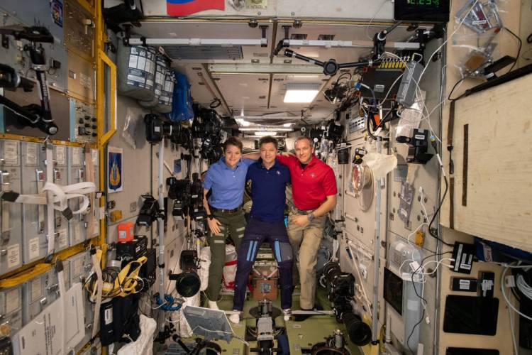 NASA Television to Cover Departure, Landing of Astronaut ...