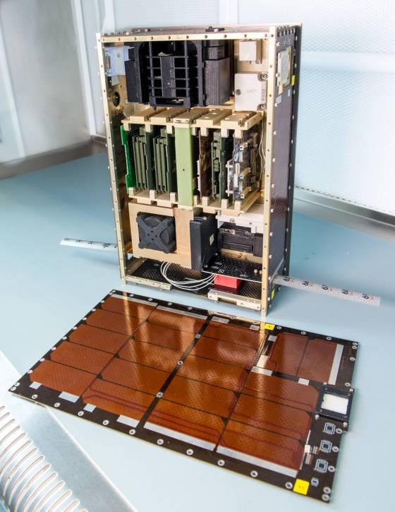 6U Cubesat - Dellingr