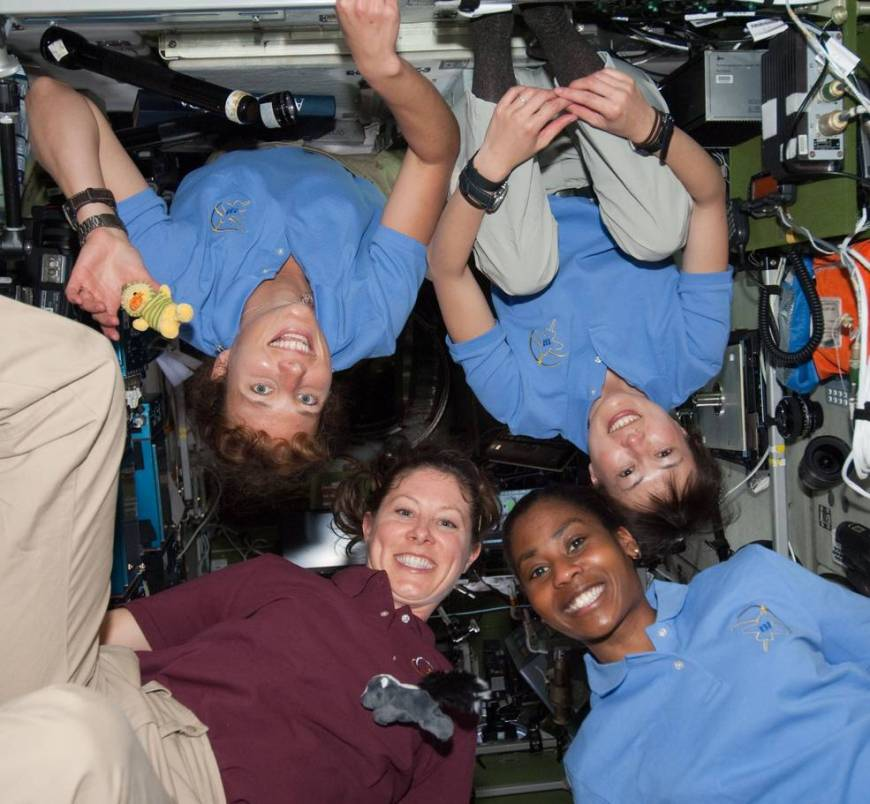 four_women_in_space_2010