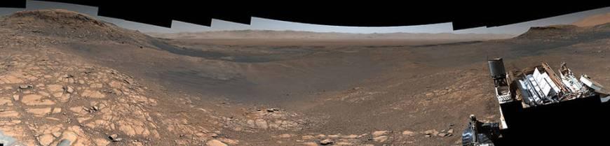 NASA's Curiosity rover