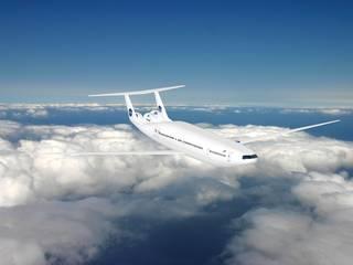 nasa future airplanes