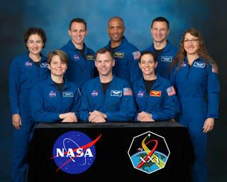 2013 class of NASA astronauts