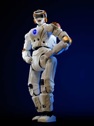 NASA's Valkyrie (R5) robot