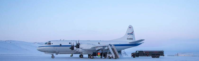 NASA's Operation IceBridge, a ten-year mission to collect polar data between ICESat and ICESat-2, may be coming to a close, but
