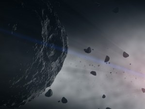 Asteroids and dust