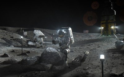 Jeff Bezos Offers $2B In-Kind For Artemis Participation
