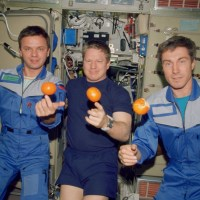 NASA -A Treat for the International Space Station's First Crew- December 12, 2019