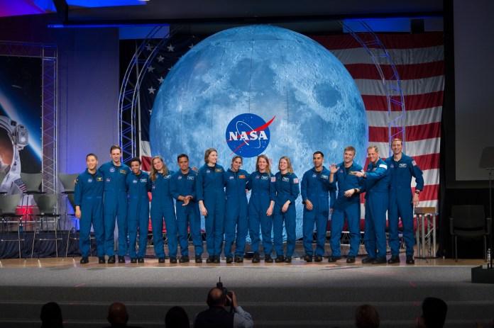 Astronaut Selection Timeline   NASA