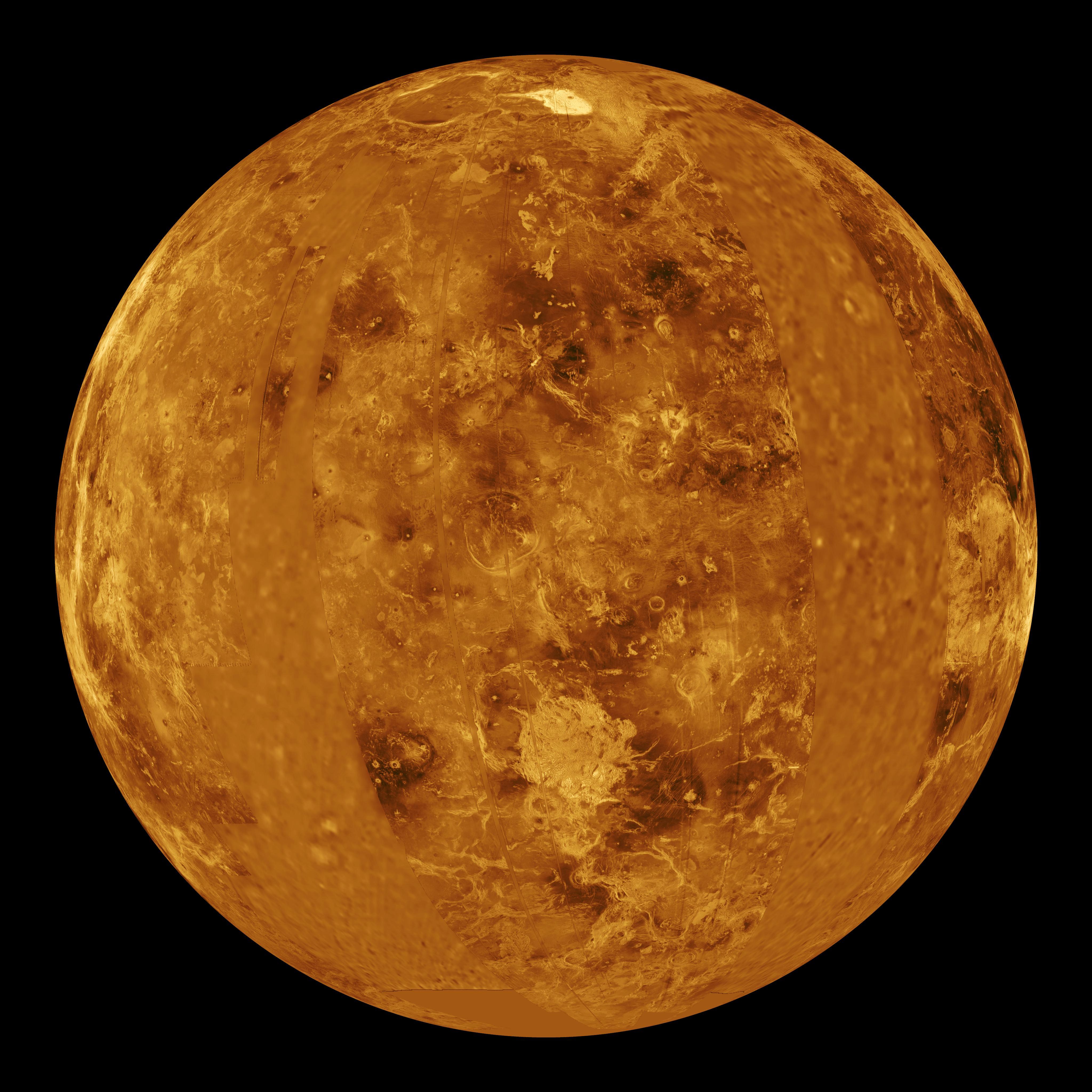 Nasa 360 Stories Of The Solar System Venus