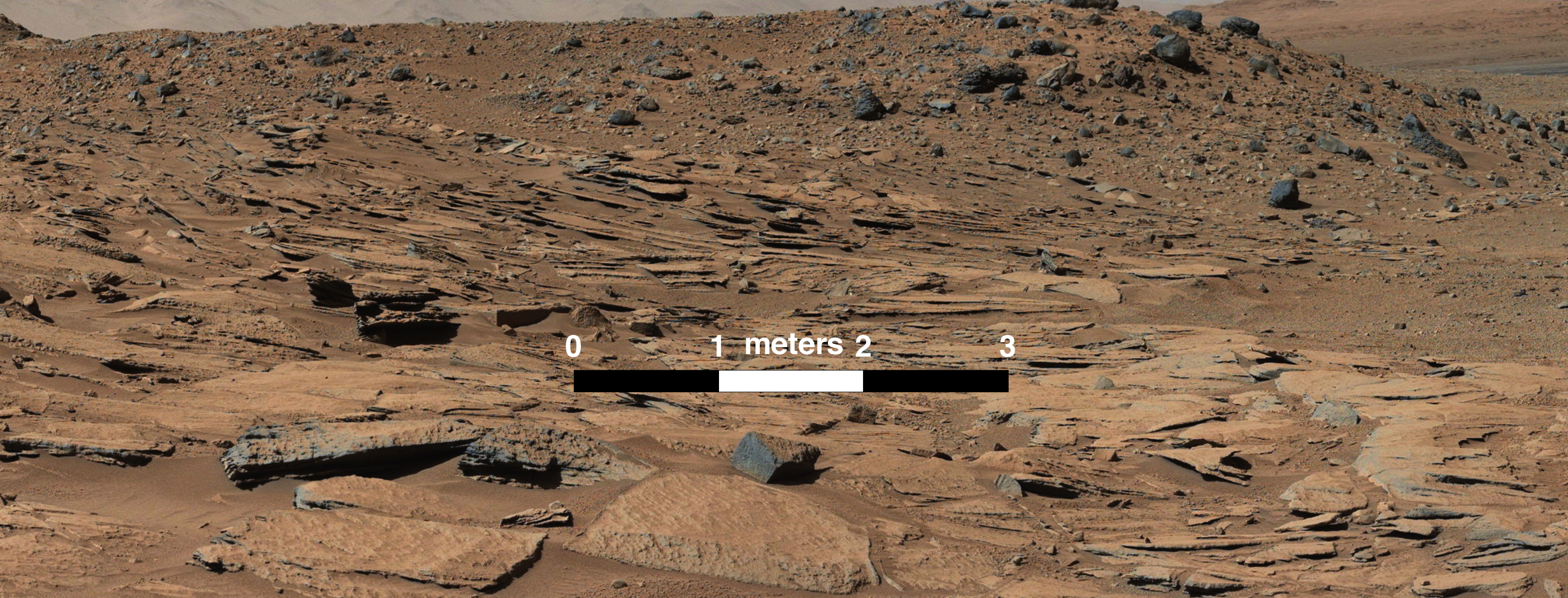 NASA s Curiosity Rover Finds Clues to How Water Helped Shape