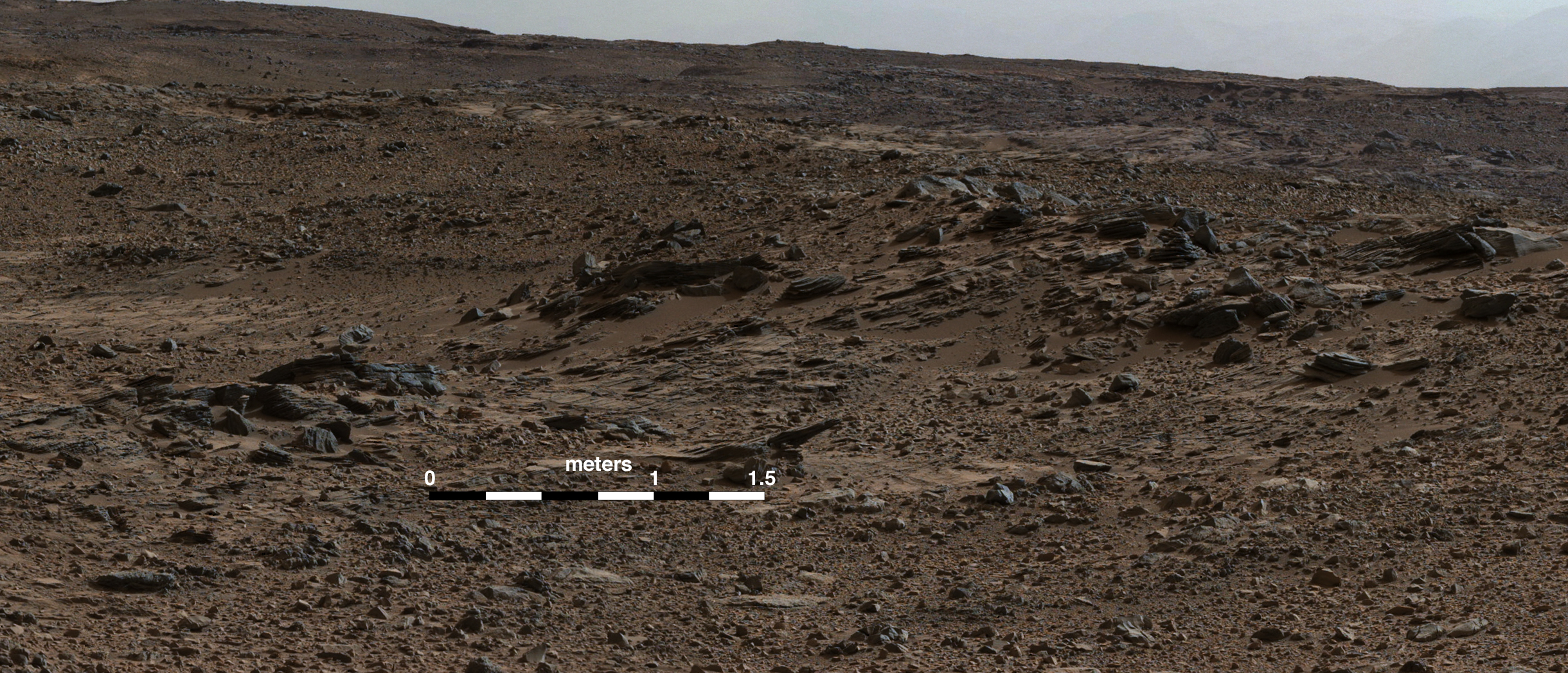Multiple Episodes of Delta Growth in Gale Crater