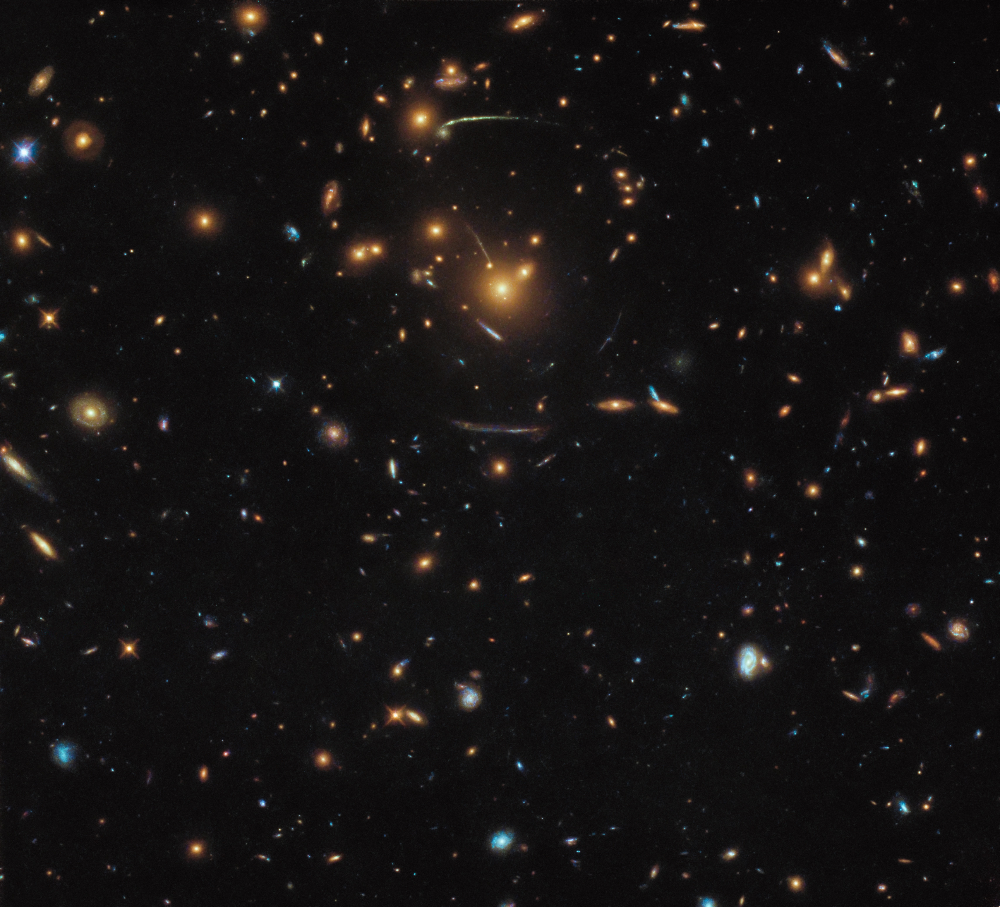 Hubble's Warped View of the Universe | NASA