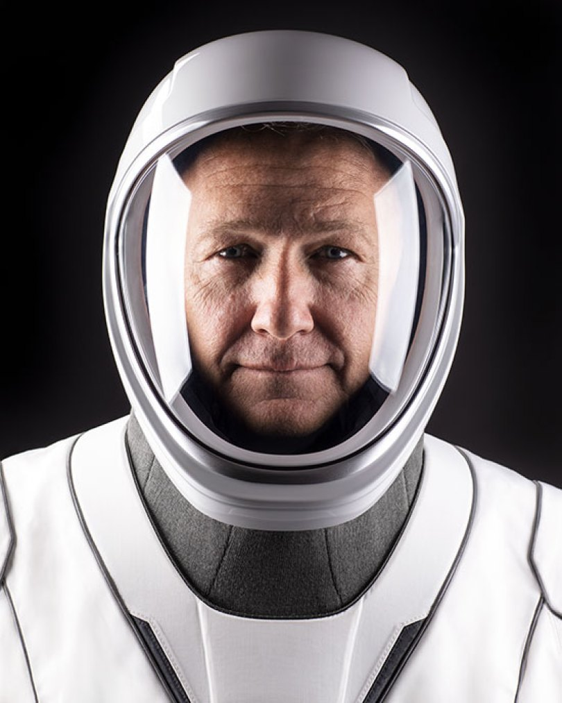 hurley - Reveja o lançamento SpaceX/NASA dos americanos na Crew Dragon