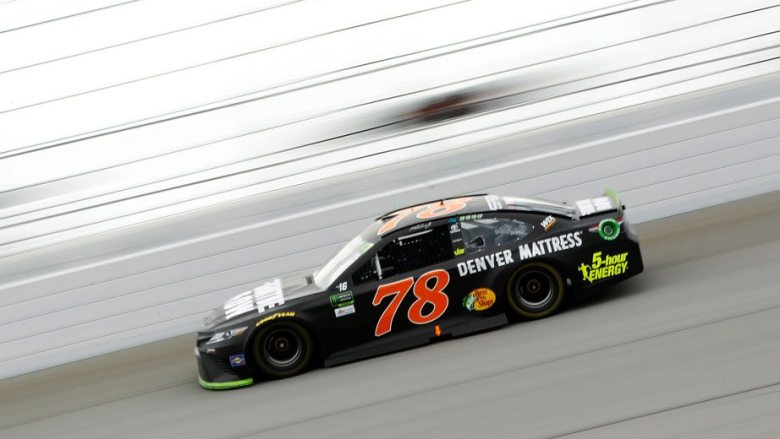Monster Energy Playoffs: Truex wins Chicagoland opener | NASCAR.com