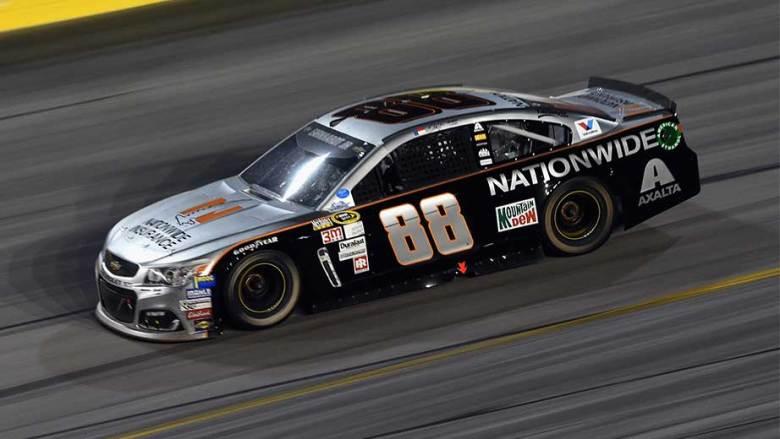 Dale Earnhardt Jr. Martinsville paint scheme is Gray Ghost | NASCAR.com