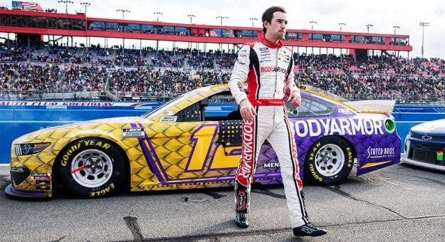 Ryan Blaney points leader through first three 2020 races   NASCAR