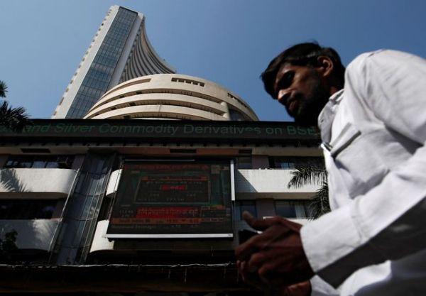 Indian shares drop as Apple