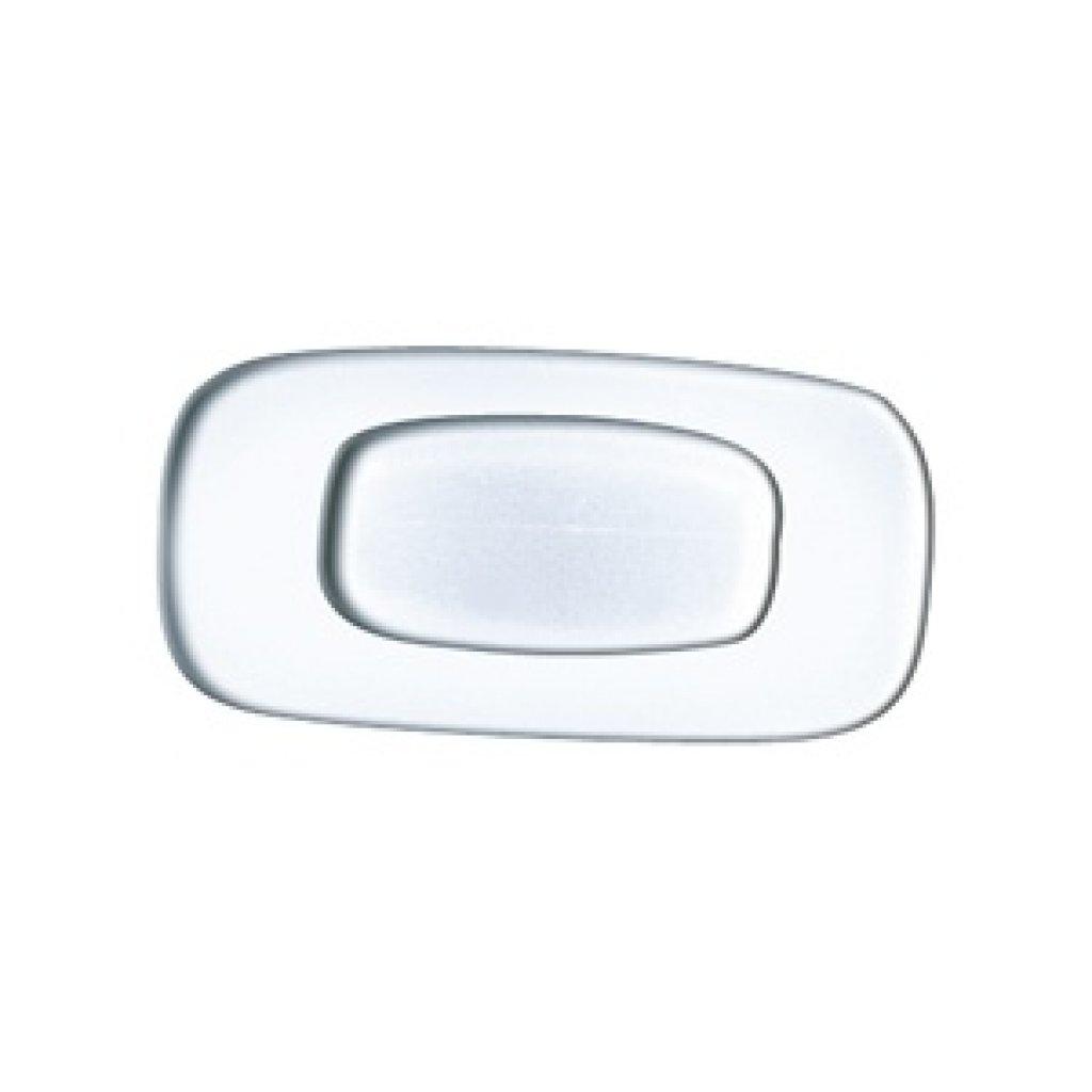 Nasenpads Aus Silikon Zum Quetschen Eckig 12 5mm 1 99