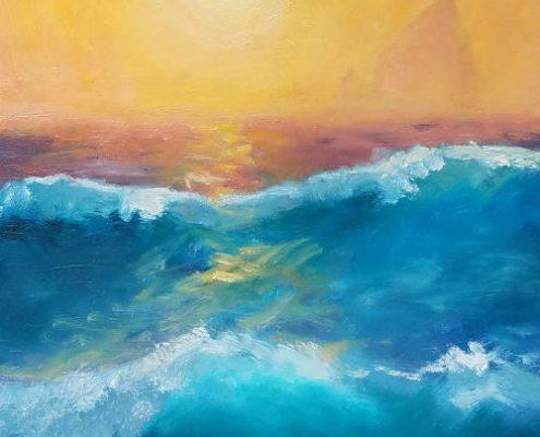 oil painting study ROA 8