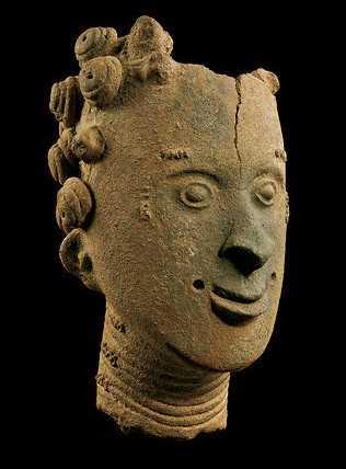 Queen Nana Attabra. 18th Century (© Musée Dapper).