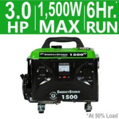 Lifan 1500 Watt 2.5 HP Portable Gas Generator
