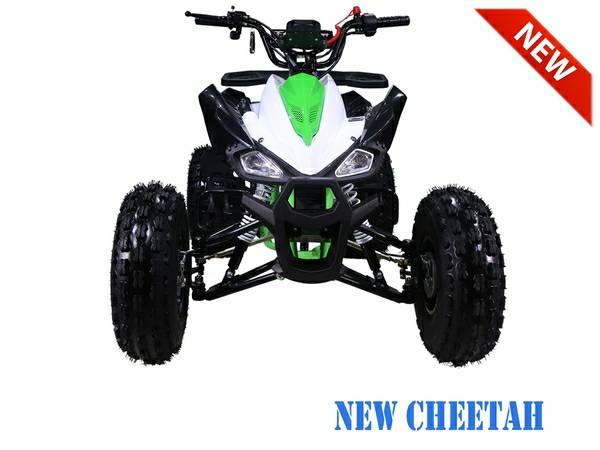 Cheetah ATV at Nashua Sports and Cycle