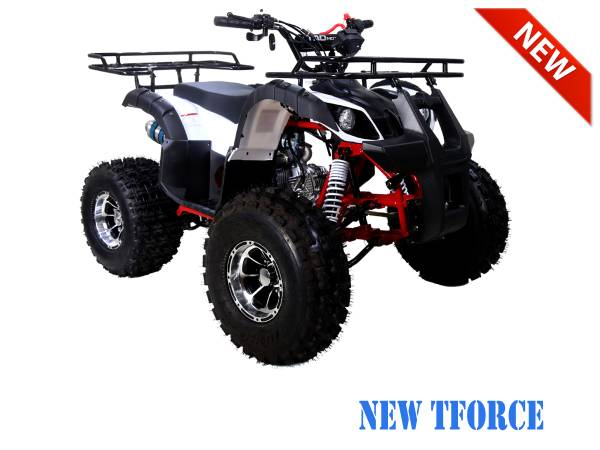 Nashua Sports and Cycle TForce ATV