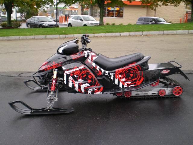King Husky 250 Snowmobile at Nashua Sports and Cycle