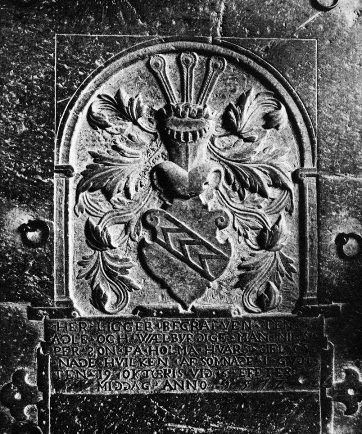 NP Silversparre gravsten