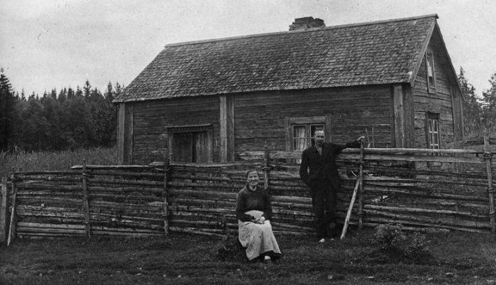 """Björkelund eller """"Orra-Johans"""" som det mer populärt kallades."""