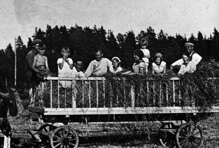 folkpavagn