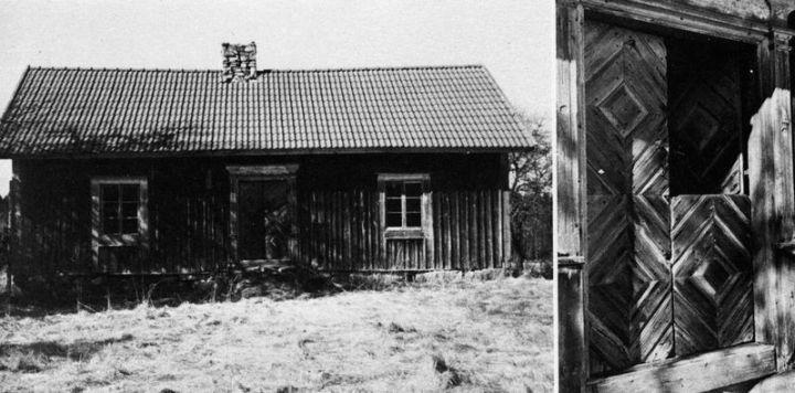 Hammerdal under Ödmundetorps säteri, ett av de få torp i socknen som nu finns kvar, minnande om en svunnen tid