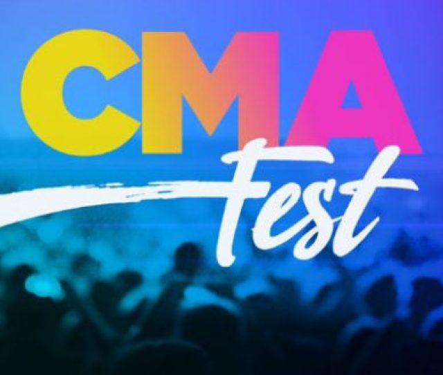 Cma Music Festival 2019 Tickets Lineup Nashville