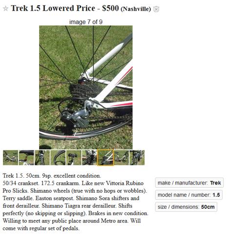 Buying a Used Bike from Craigslist | BIKE FUN