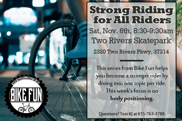 Strong Riding for All Riders - November 6, 2021 - Body Positioning