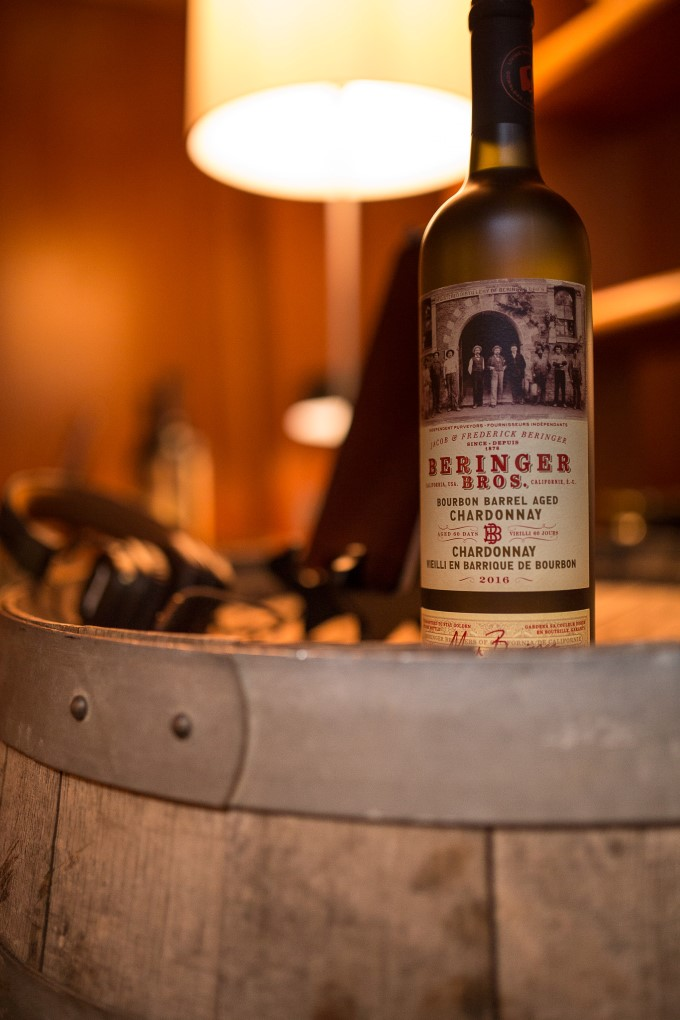 Beringer Bros. Bourbon Barrel Aged Wine