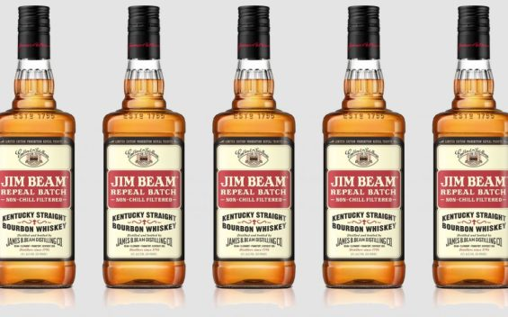 Jim Beam post prohibition-inspired bourbon