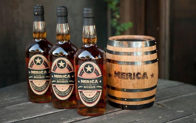 Southern Glazer's to distribute Merica Bourbon