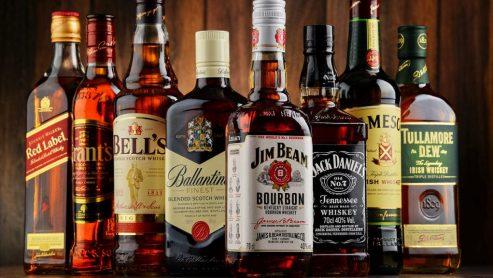 fake whiskey