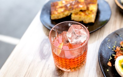 Sneak lots of Bourbon Into Your Food