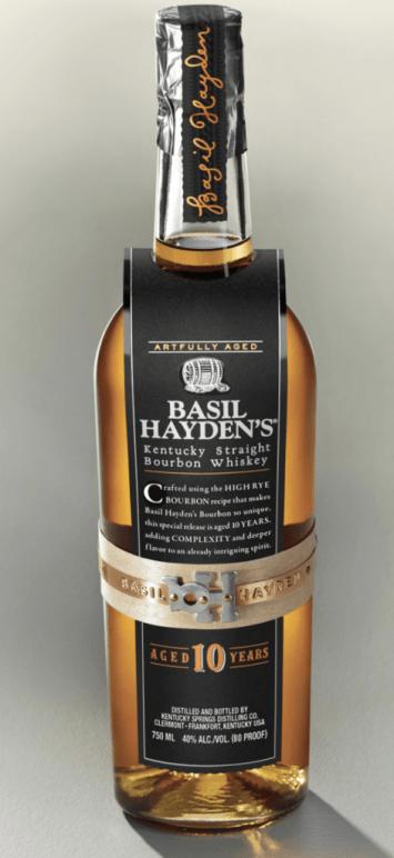 Basil Hayden's Bourbon Announces Seasonal Offering