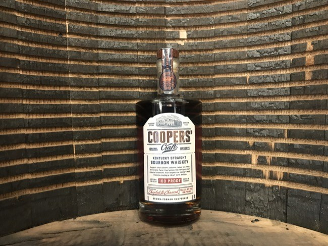 Brown-Forman new Coopers' Craft Barrel Reserve bourbon showcases company's innovation with barrels